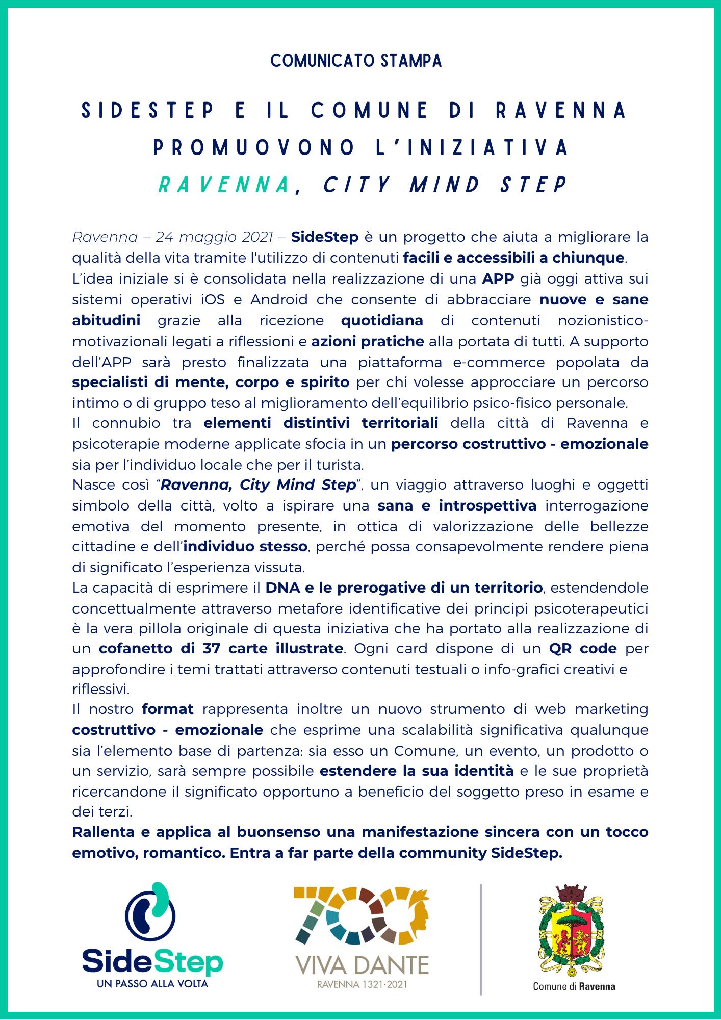 Comunicato Stampa 24-5